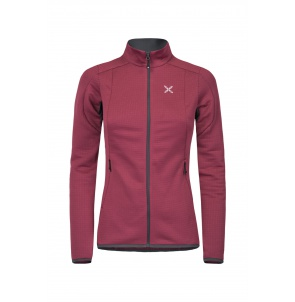 Dámská mikina MONTURA STRETCH PILE MIX JACKET WOMAN
