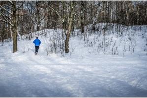 Nezapomínejte běhat i při chladném počasí!