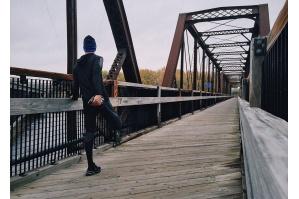 Běhání v zimě se správným outdoor oblečením