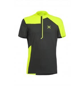 Pánské triko MONTURA SELCE ZIP T-SHIRT