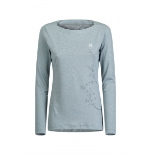 Dámské triko s dlouhým rukávem MONTURA DELTA SPORT MAGLIA WOMAN