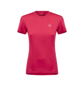 Dámské triko MONTURA OUTDOOR WORLD T-SHIRT WOMAN