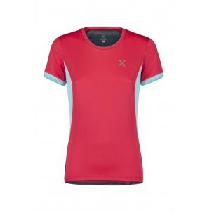 Dámské triko MONTURA WORLD MIX T-SHIRT WOMAN